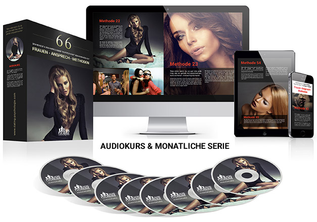AUDIOKURS & EBOOK VERSION - MONATLICHE SERIE